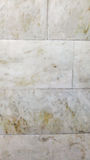 marble wall. white wall Stock Photography