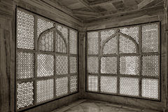 Marble Windows royalty free stock photography