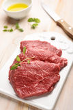 Marbled beef Royalty Free Stock Images