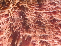Marbled beef texture background Stock Image