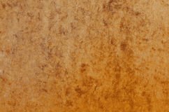 Marbled Brown Paper Texture. Rusty brown paper texture background with marble effect royalty free stock image