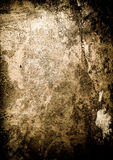Marbled grungy paper background Royalty Free Stock Images