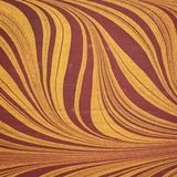 Marbled Indian cotton rag paper stock photography