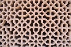Marbled lattice_06 Royalty Free Stock Image