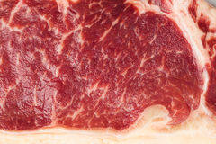 Marbled meat texture Royalty Free Stock Images