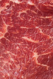 Marbled meat texture Stock Image