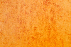 Marbled Orange Paper Texture Royalty Free Stock Photo