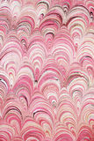 Marbled paper artwork Stock Images