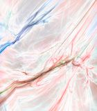 Marbled Pastel Abstract Royalty Free Stock Photo