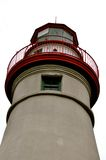 Marblehead Background. Marblehead Lighthouse on Lake Erie Stock Photography