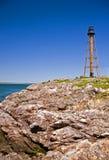 Marblehead Leuchtturm stockfoto