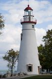 Marblehead Lighthouse royalty free stock photos