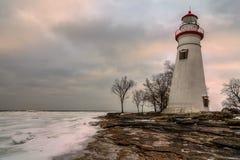 Marblehead Lighthouse Royalty Free Stock Photos