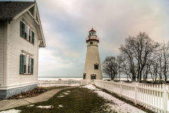 Marblehead Lighthouse Stock Image