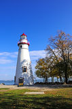 Marblehead Lighthouse Royalty Free Stock Photography