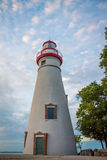 Marblehead Lighthouse, OH Stock Images