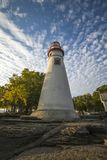 Marblehead Lighthouse State Park royalty free stock photos
