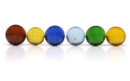 Marbles Stock Images