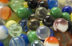 Marbles Royalty Free Stock Photography