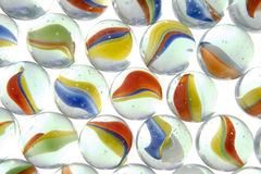 Marbles 2 Royalty Free Stock Images