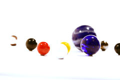 Marbles 3 Royalty Free Stock Photo