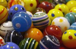 Marbles. Photo by Michael R. Brown Stock Photos