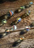 Marbles Stock Image