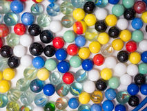 Marbles Background Royalty Free Stock Photo