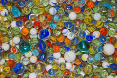 Marbles Background Stock Images