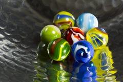 Marbles Bowl Stock Photos
