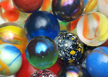 Marbles Close-up Stock Photos