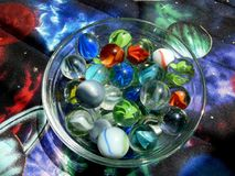 Marvelous Marbles Stock Photography