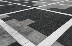 Marbles floor Stock Images