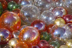 Marbles glass Stock Image