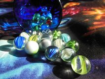 Marvelous Marbles Royalty Free Stock Image
