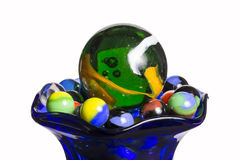 Marbles Sundae Stock Photo