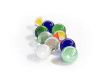 marbles szkła Obrazy Royalty Free