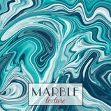 Marbling. Marble texture. Vector abstract colorful background. Paint splash.  Stock Photo
