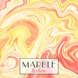 Marbling. Marble texture. Vector abstract colorful background. Paint splash.  Royalty Free Stock Images