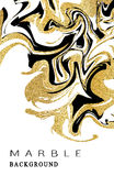 Marbling texture background. Marble luxury design. Stock Photos