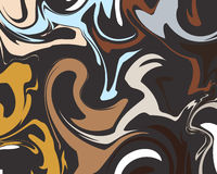 Marbling Texture. Marbling Texture design. Marbling Texture design brochure.Abstract card with liquid lines. Marble effect. Vector illustration Royalty Free Stock Photos