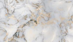 Marbre bouclé blanc photo stock
