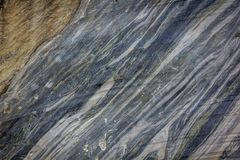 marbre de Ruskeala Photographie stock libre de droits