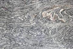 Marbre noir et blanc avec le fond de marbrure Image libre de droits