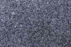 Marbre noir et gris de texture de granit Granit de marbre gris-clair Structurez minéral Modèle plat sur le contexte noir et gris  photo libre de droits