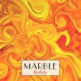 marbrer Texture de marbre Fond coloré abstrait de vecteur Peignez l'éclaboussure Fluide coloré Images stock