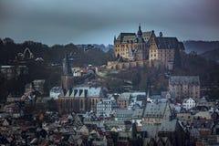 Marburg Castle Στοκ Εικόνα