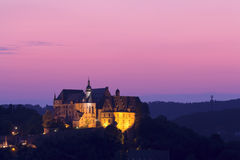 Marburg Castle Stock Images