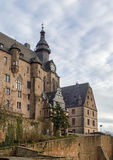 Marburg castle, Germany Royalty Free Stock Photography