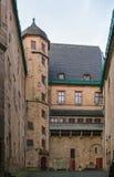 Marburg castle, Germany Royalty Free Stock Photos